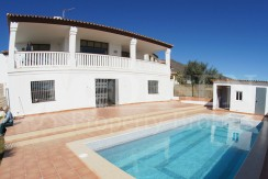 4 bedroom Villa with panoramic views to the sea for sale in Valle Romano Golf