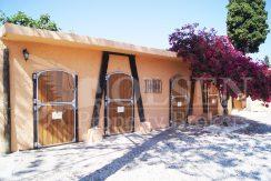 Equestrian Property on the beach Costa del Sol